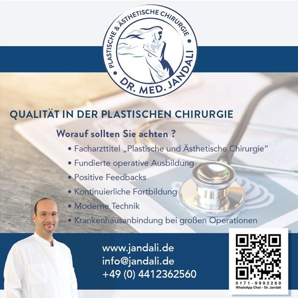 Qualität in der plastischen chirurgie